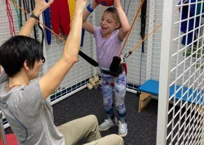 Lisa Davison Spider Cage Therapy